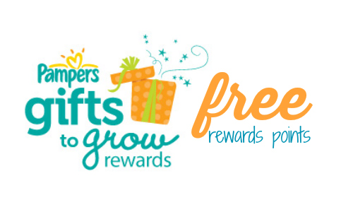 pampers rewards points