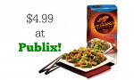 New P.F. Chang Coupon | Makes Meal for Two $4.99 at Publix!