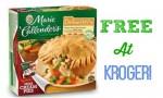 Kroger eCoupon: FREE Marie Callender's Pot Pie