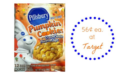 pumpkin cookies at target