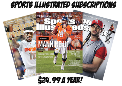 sports illustrated subscriptions