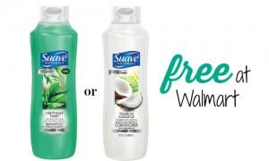 suave shampoo at walmart