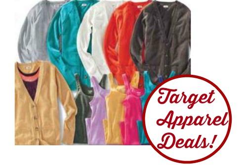 target apparel