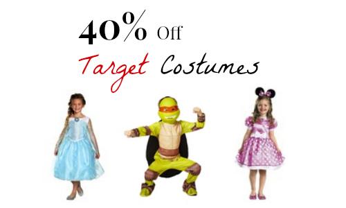 target cartwheel coupon costumes