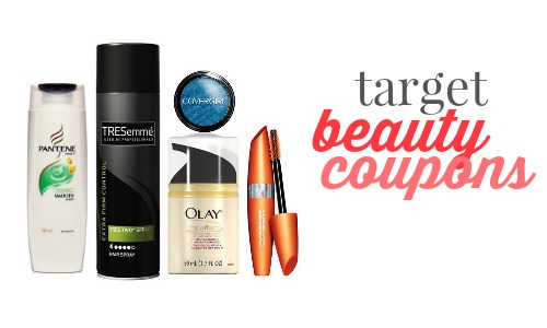 new target beauty coupons