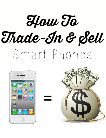trade in and sell smart phones