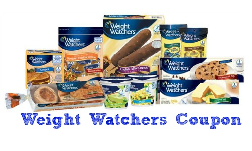 Weight watchers discount coupons