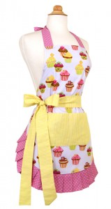 Frosted-Cupcake-Womens-Flirty-Apron-Front