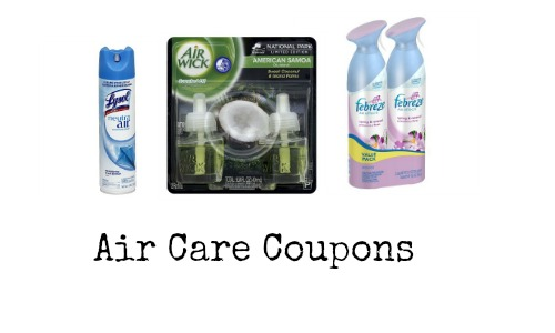 air care coupons