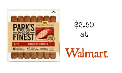 ball park franks coupon walmart