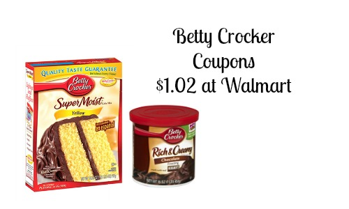betty crocker coupons walmart