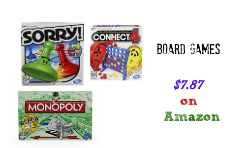 board games amazon