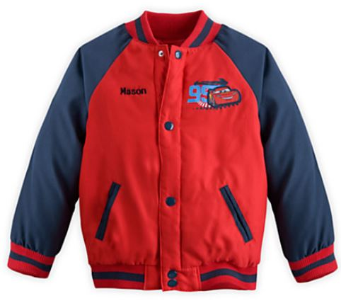 cars jacket