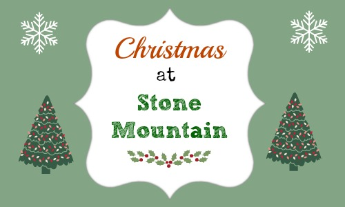 christmas at stone mountain