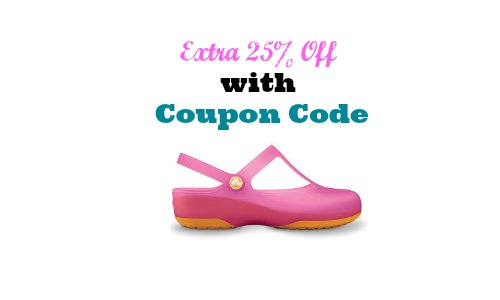 crocs coupon code 1
