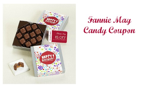 fannie may candy coupon