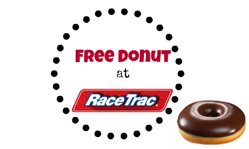 free donut racetrac