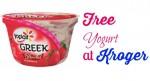 Kroger Coupon: $5 Off $25 Grocery Purchase + FREE Yoplait Yogurt