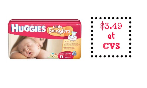 huggies diapers coupons cvs