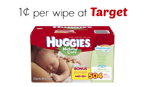 huggies wipes at target