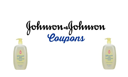 johnson and johnson coupons