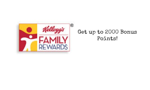 kelloggs bonus rewards