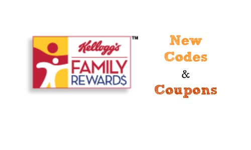 kelloggs rewards codes