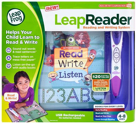 leap reader