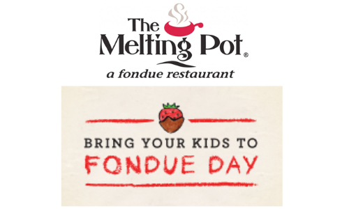 melting pot fondue day