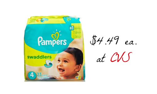 pampers at cvs