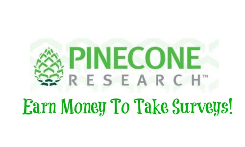 pinecone research earn money
