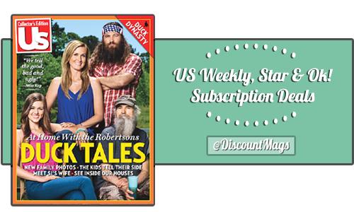 pop culture magazine subscriptions