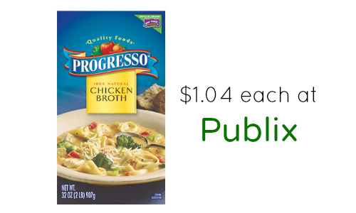 progresso broth at publix