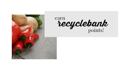 recyclebank rewards