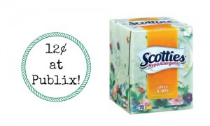 scotties facial tissue coupon