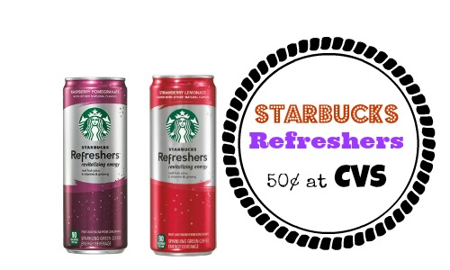 starbucks refreshers 50 cent