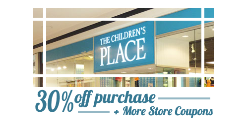the children's place coupon2
