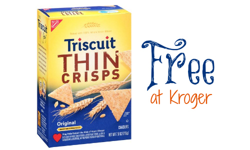 triscuit at kroger