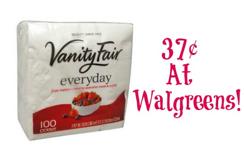 Printable coupons for vanity fair napkins