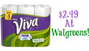 viva towels