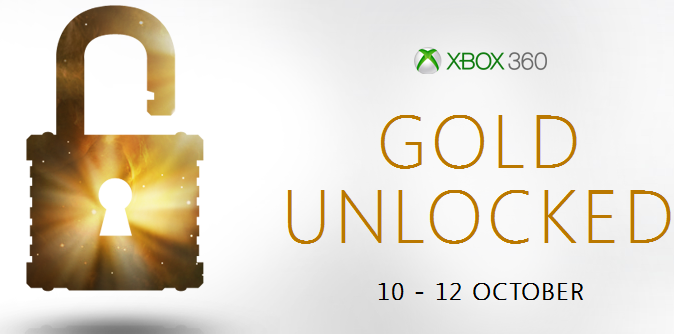 xbox 360 gold weekend