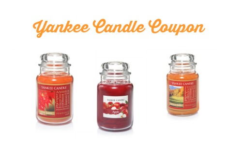 Yankee Candle: BOGO Coupon