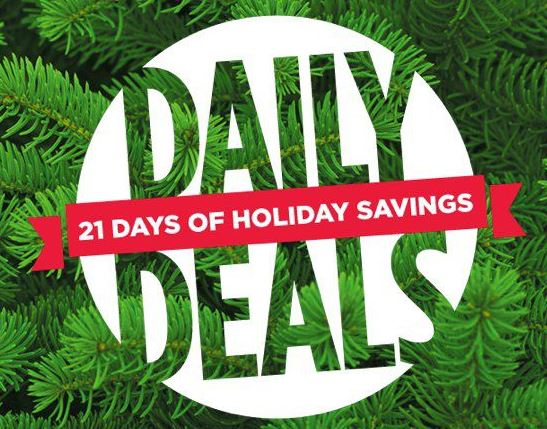 21 days of savings