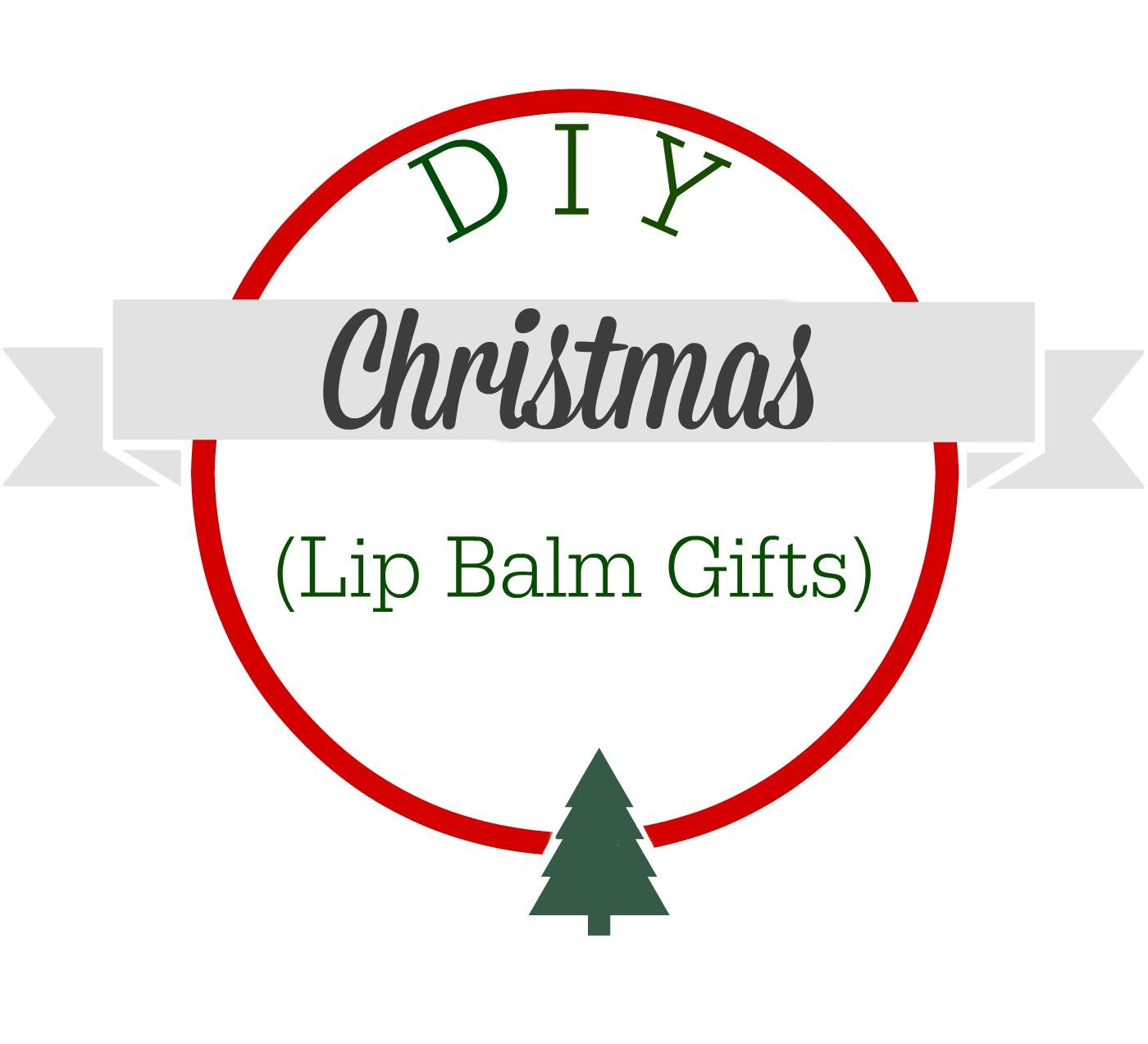DIY Christmas Gifts: Make Your Own Lip Balm