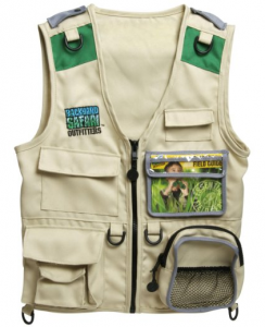 Backyard Safari Field Cargo Vest