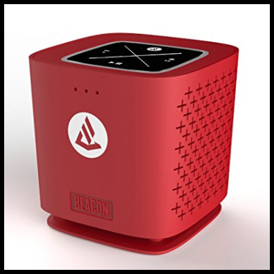 Beacon Phoenix 2 Bluetooth Speaker Frenzy Red