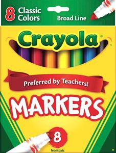 SOS-Crayola-markers
