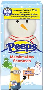 SOS-PEEPS-MINIONS-BigSnowman-1ct
