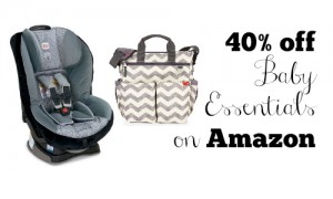 amazn baby essentials