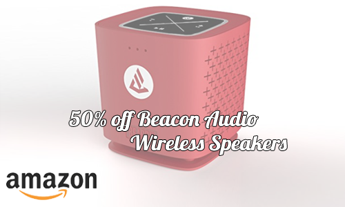 amazon beacon audio wireless speakers